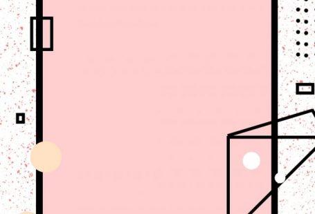 Memphis geometric art advertising background background,literary,fashion,pink,geometric,frame,memphis