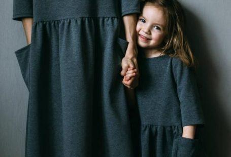 Mutter Tochter passende Kleid Mutter und Tochter p... - #chemise #Kleid #Mutter #passende #Tochter