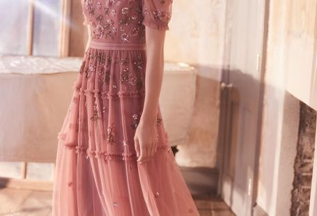 Nobody Does Dreamy, Romantic Style Quite Like Needle and Thread