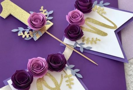 ONE Floral Highchair banner Baby Girl Banner 1st Birthday