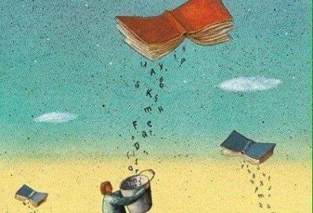 Okumanın Yararlarını Anlatan 11 Başarılı ve Etkileyici Karikatür - FarklıFarklı