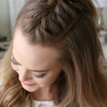 Over Thanksgiving weekend, my friend was asking me how to create this French Mohawk Braid. Since half up hairstyles are some of the most requested tutorials I thought it'd be perfect to share a tutorial with you as well! This is a simple yet edgy…