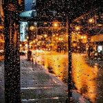 Photography Street Rain City Lights 68+ New Ideas
