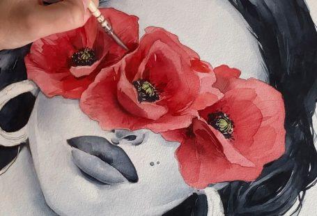 #watercolourpainting #watercolor #watercoloursketch #art #artwork