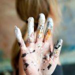 Porque há dias que precisam de ser pintados.