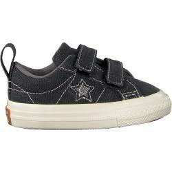 Converse Sneaker One Star 2V Ox Schwarz Mädchen ConverseConverse