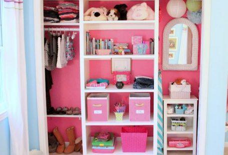 love the closet idea