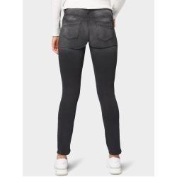 Tom Tailor Damen Alexa Slim Jeans, grau, , Gr.27/34 Tom TailorTom Tailor