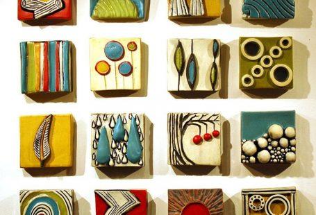 Artist: Ed & Kate ColemanCeramic Wall Tiles4