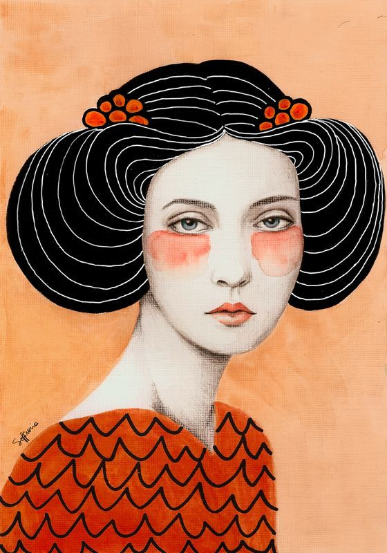 MeetSofia Bonati, anArgentinian-born artist who's currently living and working in the UK.