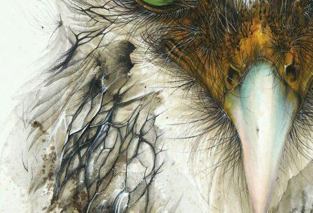 Spritzer-Tusche-Gemälde, bei denen ich aus Chaos Kunst mache, #aus #bei #Chaos #denen #Ich #Kunst