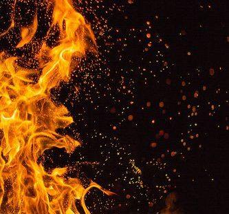 Stir up the fire~