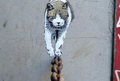 Streetart-Schablone  finden Sie Kreativität in 65 Bildern  Archzine.fr