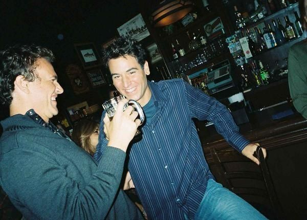 Ted & Marshall