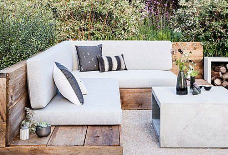 Teruggewonnen stijl - favoriete tuinmeubilair - zonsondergang - #favoriete #stijl #Teruggewonnen #Tuinmeubilair