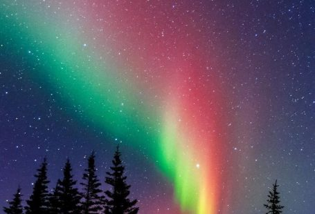 Northern lights - a miracle of nature. Churchill, Manitoba, Canada. The 10 Most Beautiful Towns in Canada on TheCultureTrip.com. Click the image to find out what Canadian towns you shouldn