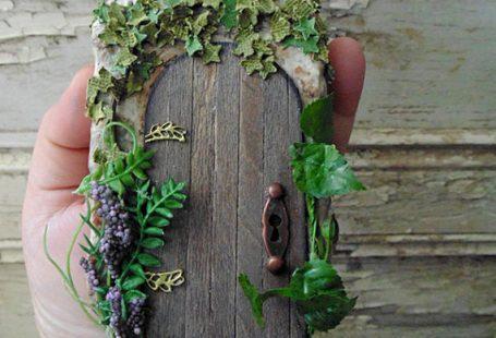 The Secret Garden altered Altoids style tin / by PixieHillStudio, $165.00