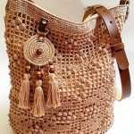 We are here again with the beautiful crochet bag models made by the ingenious housewives. You
