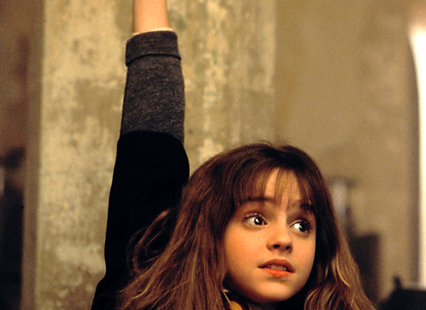 Working on Harry Potter pushed Emma Watson to advocate for gender equality.