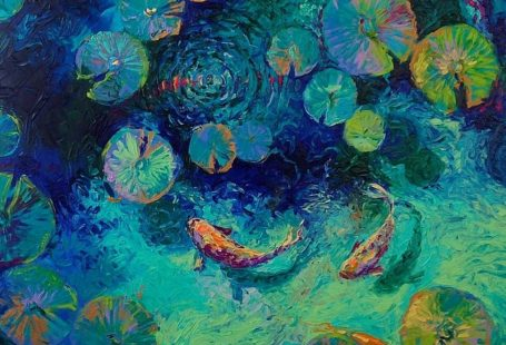 You probably have some pretty great memories of yourself or your kids finger painting. There's something wonderful about getting all covered in bright paint and indulging in the abandon of creating both art — and a mess! But finger paints are for kids… right? Well, not if you ask artist Iris Scott! She creates Impressionist-style... View Article