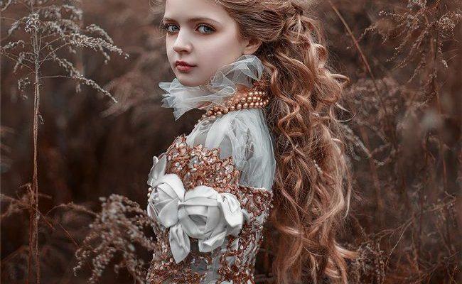 This Ukrainian Photographer Captures A Fairytale Photo Masterpieces