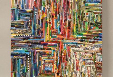 Upcycling Goals: These Incredible Works Of Art Are Made Entirely From Rubbish