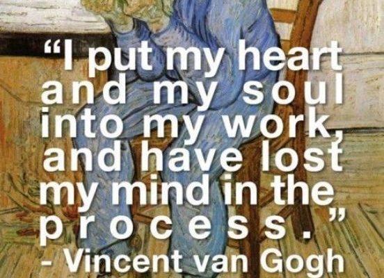 Van Gogh - Biografia e sua preferência pela cor amarela