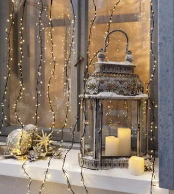 Voor als je niet kan wachten tot het winter is: Warme winterse decoratie ideetjes! - Zelfmaak ideetjes