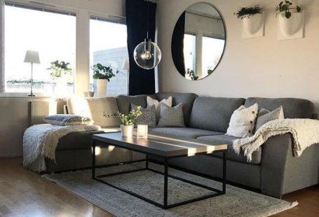 Wohnzimmer; Sofa; Haus Dekoration; Beleuchtung StorageTV Hintergrundwand; Wanddekoration