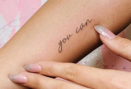 "𝓢𝓶𝓪𝓵𝓵 𝓣𝓪𝓽𝓽𝓸𝓸𝓼 on Instagram: ""You Can ✨- Follow us for more ♡ @Smalltattoosss  #SmallTattoo #tattoos #tattoo #ink #inked"