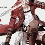 Anime Attack On Titan Levi Ackerman Shingeki No Kyojin Mobile Wallpaper