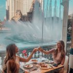 Best Restaurant With a View at Lago in Las Vegas – Tripping With My Bff