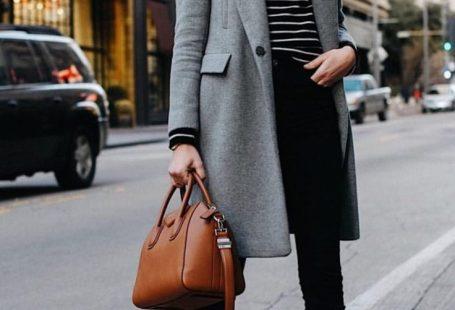 Grijze winterjas  #fashion #falloutfit #ideas #outfitideas #mode