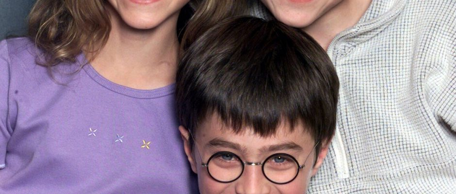 Emma Watson and Tom Felton had a secret Harry Potter reunion and I can