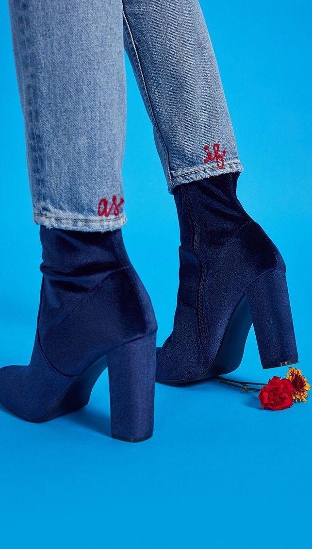 GRLFRND Karolina Customizable High-Rise Skinny Jean in Last Dance | REVOLVE