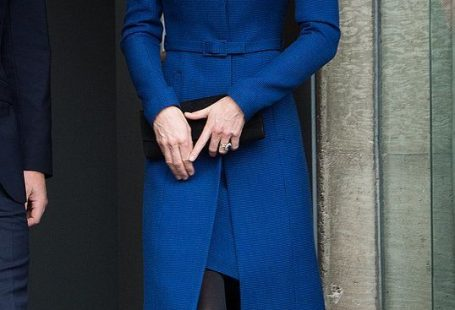 Kate Middleton Picks the Most Perfect Designer to Wear on a Visit to Scotland: Kate Middleton is known to much of the world as the Duchess of Cambridge, but when she and her husband are in Scotland, they are referred to by the titles Earl and Countess of Strathearn.