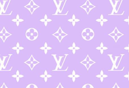 Louis Vuitton screensaver lock screen phone purple 758715868459538324