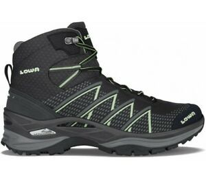 COMFORT AND SUPPORT OUT IN NATURE  This MID-CUT modern multifunctional boot has been manufactured using a special women