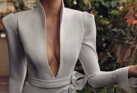 Origami of love: Inspired by Origami, these Matan Shaked gowns are ethereal offering