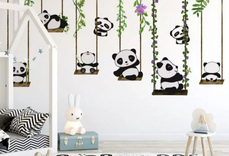 For Kids Cute Pandas