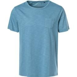 Ragman Herren T-Shirt, Baumwolle, türkis grün Ragmanragman