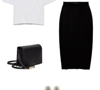 The Classic French Capsule Wardrobe - Emily Lightly // minimalism, simple style, slow fashion, minimalist outfit ideas
