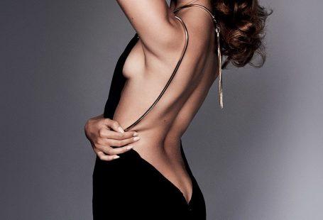 Alicia Vikander by Mario Testino for Vanity Fair September 2016 - Ralph Lauren Collection