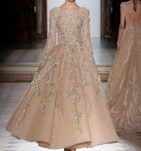Tony Ward Spring/Summer 2018 Couture Back to Galleries