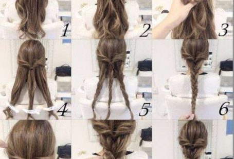 13 Step by Step Hair Tutorials to Style a Mermaid Braid , #Kapsels,  #haarzelfstudies