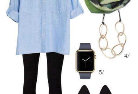 17 Ideeën om je outfits te combineren met zwarte flats , #Outfits, #Outfitideeën