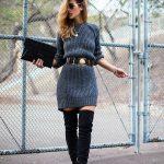 19 outfitideeën om je gebreide jurken te dragen , #Outfits,  #dragen #gebreide #Jurken #outfitideeen
