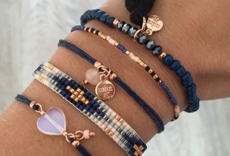 20 Pretty Bracelets For All The Beautiful Girls - Trend To Wear #accessories 20 Pretty Bracelets For All The Beautiful Girls - Trend To Wear