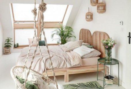 20 creatieve boho-kamerdecorideeën waaraan je kunt sleutelen met #bricoler #bedroom ...