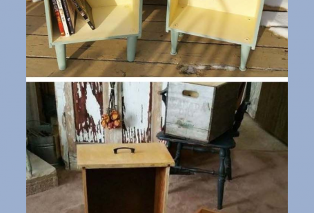 25 Cool DIY Furniture Hacks That Are So Creative #diydecor
